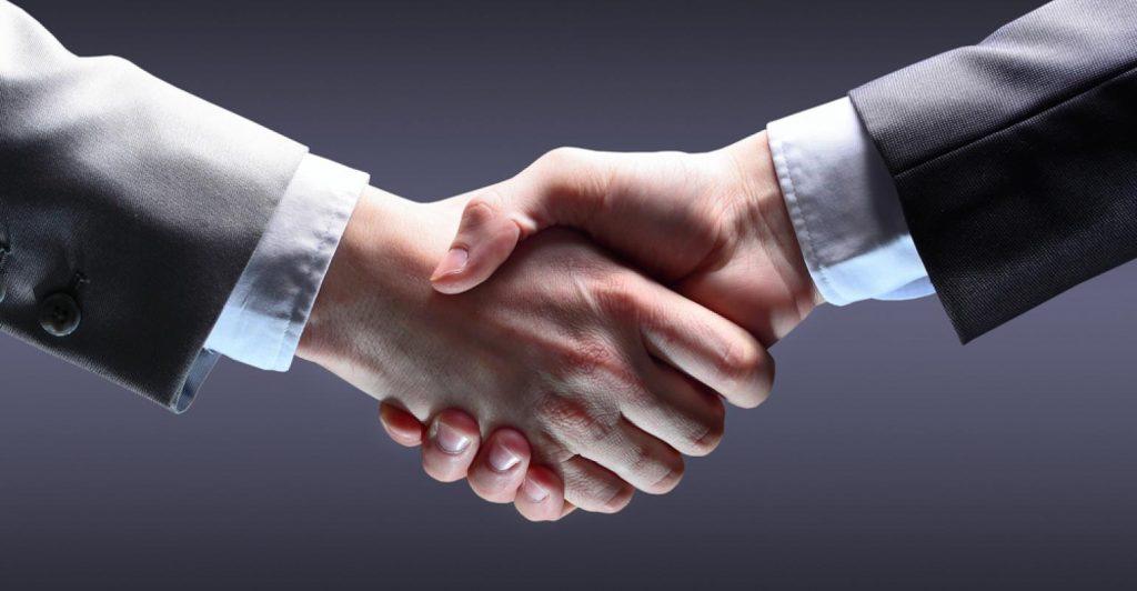 A Gentleman's Handshake Is Not Always Enough