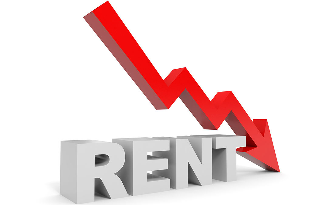 Rent Reductions – The Latest Trend